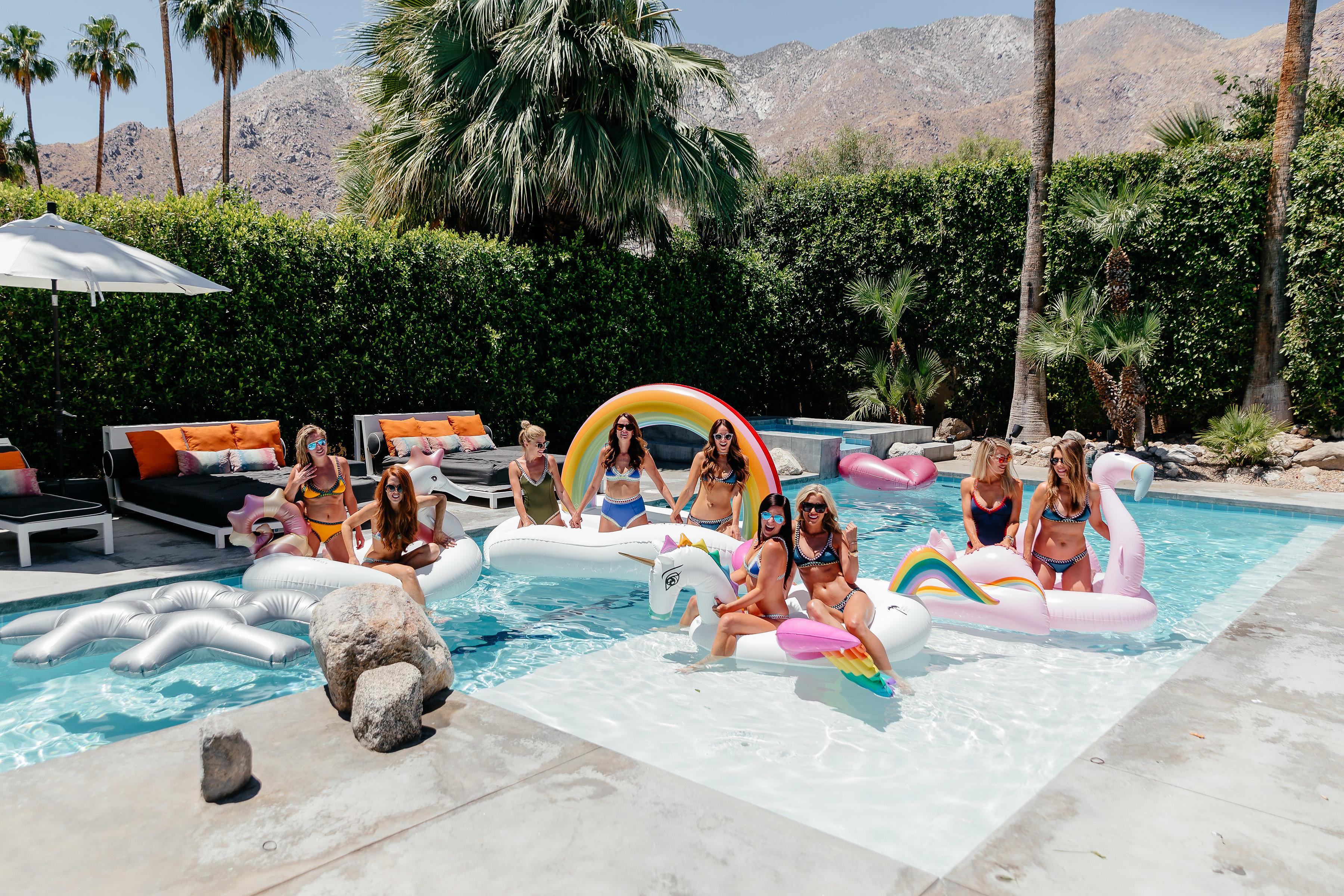 Palm Springs Pool Life