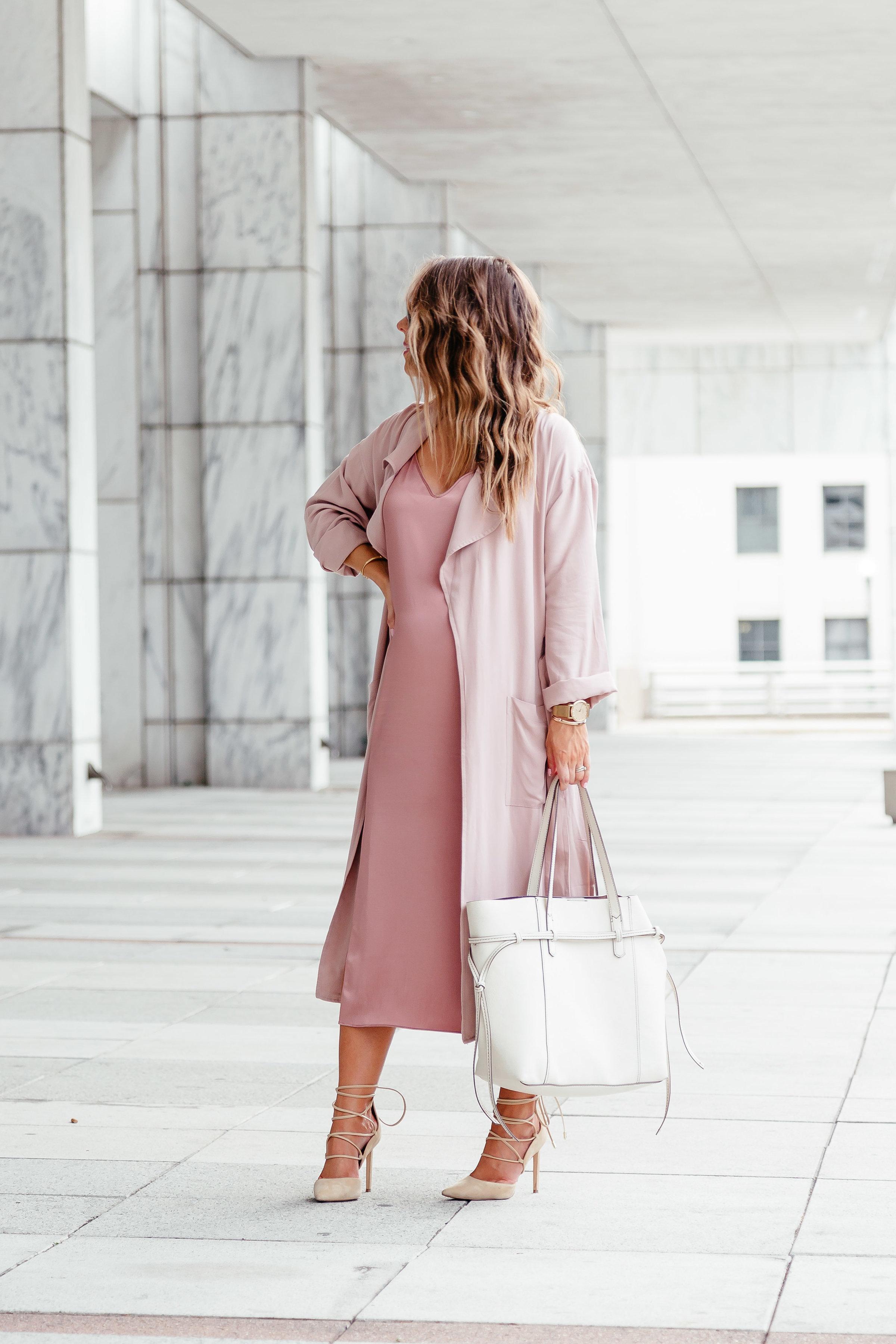3 Ways to Style a Slip Dress